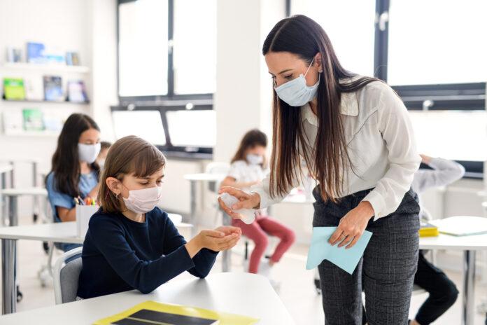 Teachers test positive for COVID