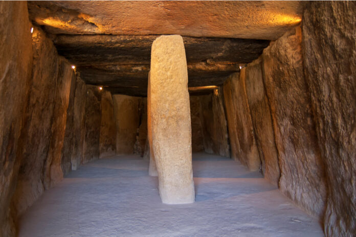 Megalithic discovery at Antequera