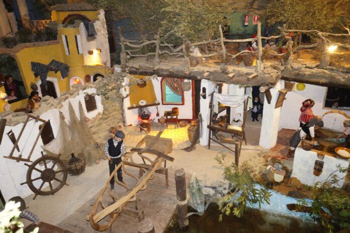 Living Nativity Scene in Huelva Will Not Open This Year