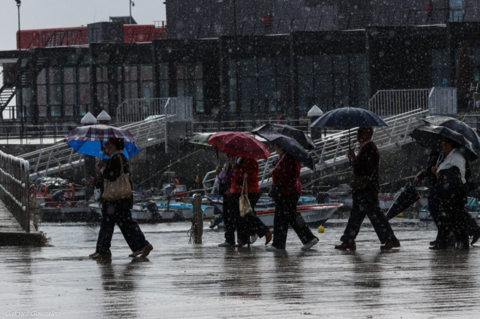 Yellow Weather Warning Issued For Malaga