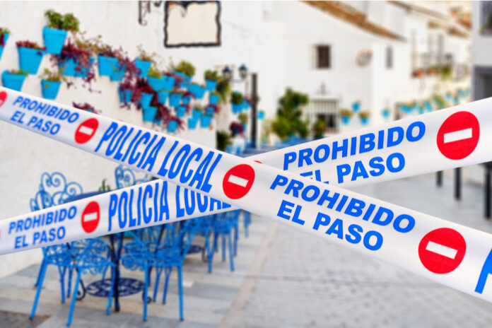 Andalucia's COVID Restrictions Remain Until March 4th